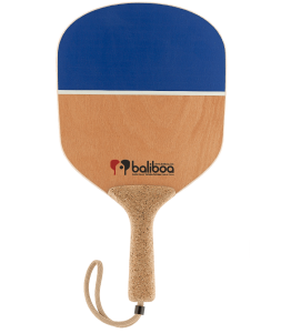 Beach racquet Bioman blue