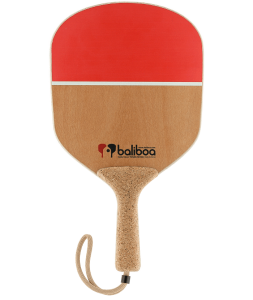 Beach racquet Bioman red