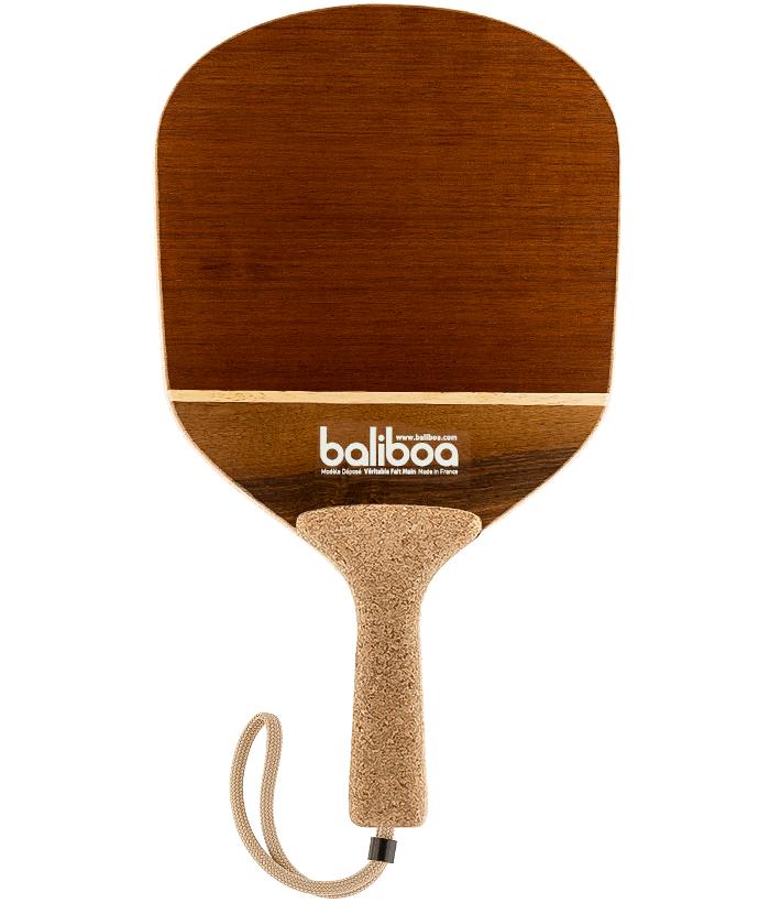 Raquette de paddle en bois - Baliboa