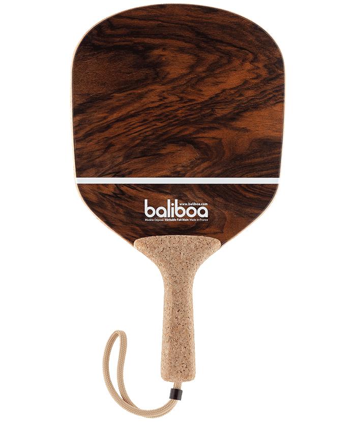 Frescobol wood beach bat by Baliboa
