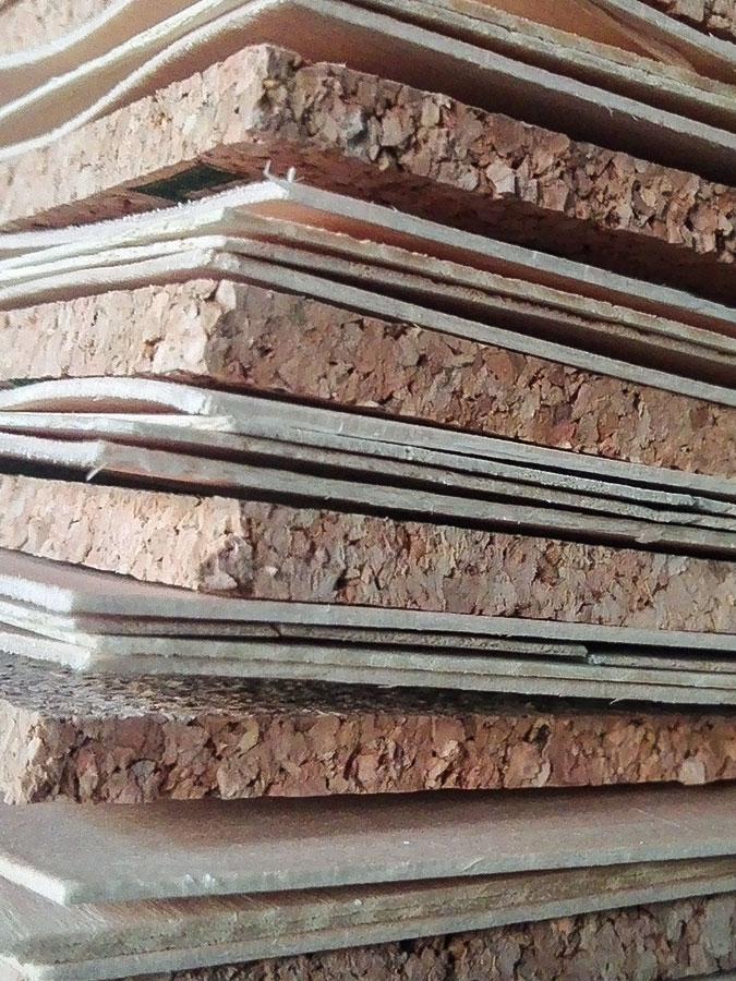 Handmade wood paddle - Baliboa